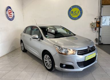 Vente Citroen C4 1.6 E-HDI 115 FAP ATTRACTION Occasion