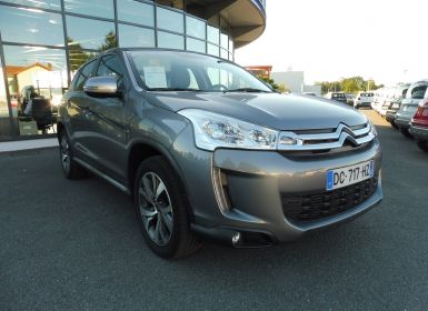 Voiture Citroen C4 AIRCROSS 1.6 E-HDI 115 4X2 CONFORT Occasion