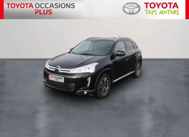 Vente Citroen C4 AIRCROSS 1.6 e-HDi115 4x4 Exclusive Occasion