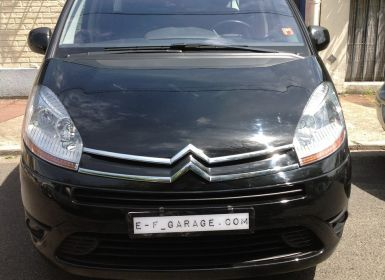 Voiture Citroen C4 Grand Picasso Ambiance Occasion