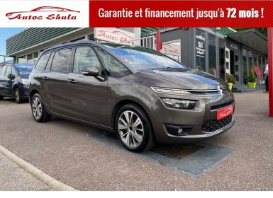Vente Citroen C4 Grand Picasso BLUEHDI 120CH BUSINESS S&S EAT6 Occasion