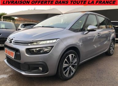 Achat Citroen C4 Grand Picasso BLUEHDI 120CH BUSINESS S&S EAT6 7PL Occasion