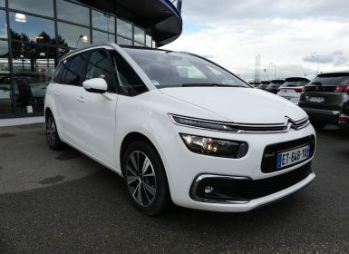 Voiture Citroen C4 Grand Picasso BLUEHDI 120CH SHINE S&S EAT6 Occasion