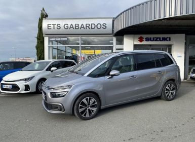 Vente Citroen C4 Grand Picasso FEEL 1L6 HDI 120 EAT6 Occasion