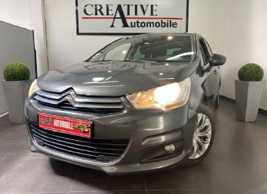 Citroen C4 HDi 90 FAP Collection Occasion