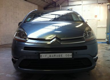 Vente Citroen C4 Picasso EXCLUSIVE Occasion