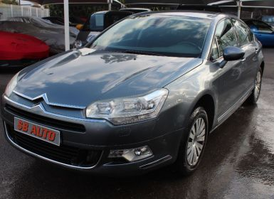 Achat Citroen C5 2.0 HDI138 FAP EXCLUSIVE BAA Occasion