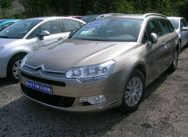 Acheter Citroen C5 BREAK CONFORT HDI 110 Occasion