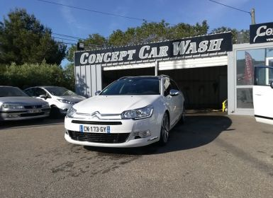 Vente Citroen C5 EXCLUSIVE+ Occasion