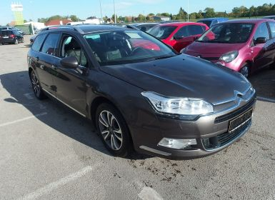 Acheter Citroen C5 TOURER 2.0 BLUEHDI 150CH HYDRACTIVE EXCLUSIVE S&S 8CV Occasion