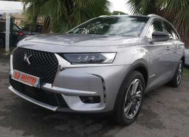 Citroen DS 7 CROSSBACK PURETECH 225CH GRAND CHIC AUTOMATIQUE Occasion