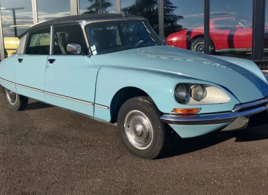 Achat Citroen DS CITROEN DS 23 INJECTION PALLAS Occasion