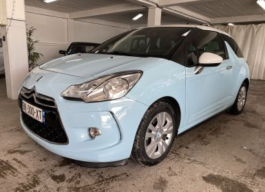Vente Citroen DS3 1.6 E-HDI90 (92) AIRDREAM SO CHIC 5CV Occasion