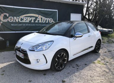 Achat Citroen DS3 1.6HDI SPORT CHIC  Occasion
