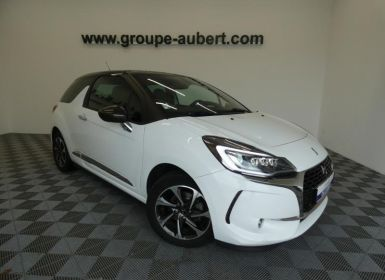 Citroen DS3 Blue Hdi100 So Chic S&S Occasion
