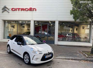 Vente Citroen DS3 cabriolet 1.6 Vti 120 so chic 06/2013 parfait état Occasion