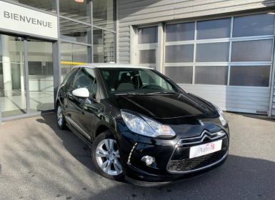 Vente Citroen DS3 e-HDi 90ch So Chic Occasion