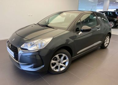 Voiture Citroen DS3 PureTech 82 S&S ETG So Chic Occasion