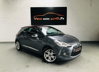 Achat Citroen DS3 THP 150 SPORT CHIC Occasion