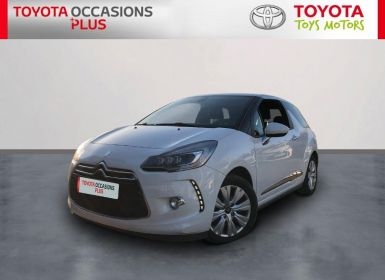 Vente Citroen DS3 VTi 120ch So Chic Occasion