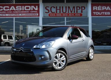 Acheter Citroen DS3 VTI 120CH SO CHIC AN 2011 7067KM Occasion