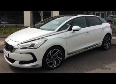 Vente Citroen DS5 Blue HDI 180 EAT6 Sport Chic Occasion