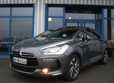 Voiture Citroen DS5 hdi 160 sport chic Occasion