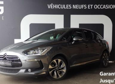 Achat Citroen DS5 HDI 160 Sport Chic Occasion