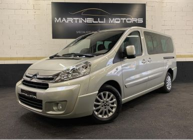 Vente Citroen JUMPY 2.0 HDI 125 Exclusive 9PL 1460kms Occasion