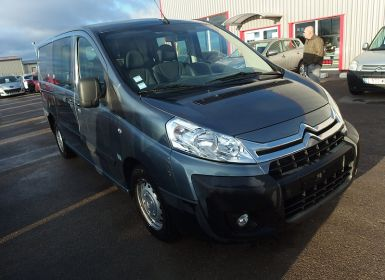 Vente Citroen JUMPY 2.0 HDI 130 ATTRACTION L1H1 5/6PL Occasion