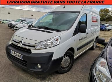 Vente Citroen JUMPY 29 L2H2 HDI 125 FAP BUSINESS Occasion