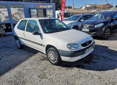 Voiture Citroen SAXO CONFORT Occasion