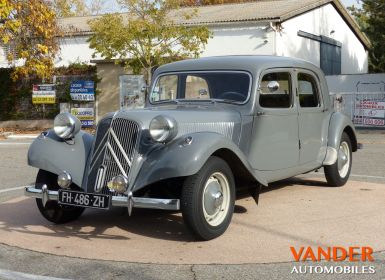 Achat Citroen Traction 11 B Occasion