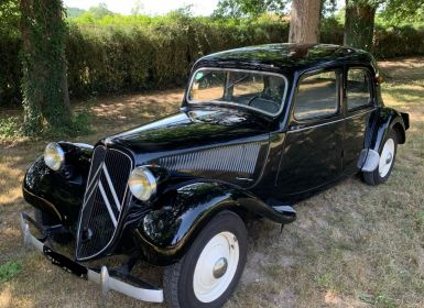 Achat Citroen Traction 11 BL Malle Plate Occasion