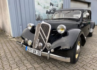Citroen Traction 15/6