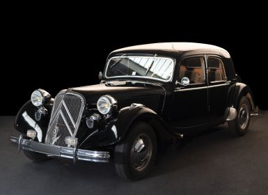 Citroen Traction 15/6 6 cylindres