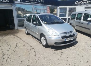 Voiture Citroen XSARA PICASSO EXCLUSIVE Occasion