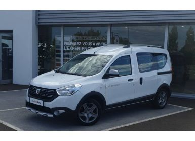 Vente Dacia DOKKER 1.5 dCi 90 Stepway Occasion
