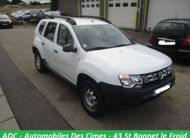 Acheter Dacia DUSTER 1.2TCe 125 Ambiance 4x4 Occasion