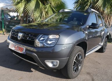 Acheter Dacia DUSTER 1.5 DCI 110CH BLACK TOUCH 4X4 Occasion