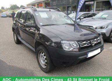 Vente Dacia DUSTER 1.5 DCI 4X4 AIR 110cv 4X4 5P BVM FAP Occasion