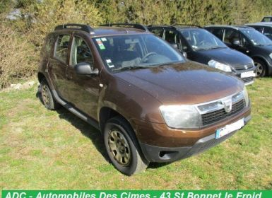 Vente Dacia DUSTER 1.5 DCI LAUREATE 4X4 110cv 4X4 5P BVM FAP Occasion