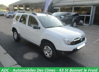 Vente Dacia DUSTER 1.6 16V 4X4 LAUREATE Occasion