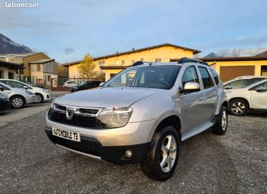 Vente Dacia DUSTER 4x4 1.5 dci 110 prestige 10/2011 ATTELAGE CUIR Occasion