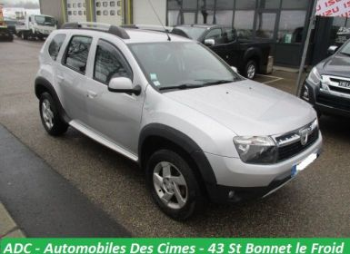 Acheter Dacia DUSTER LAUREATE PACK LOOK 4X4 DCI110 Occasion