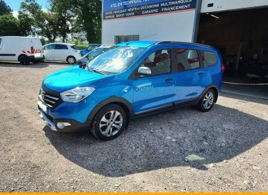 Dacia Lodgy 1.2 TCe 115 Euro6 Stepway 7 places