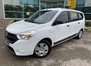 Voiture Dacia LODGY 1.2 TCE 115 SILVER LINE 7PL Occasion