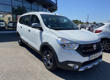 Vente Dacia LODGY 1.2 TCE 115 STEPWAY 7 PLACES Occasion