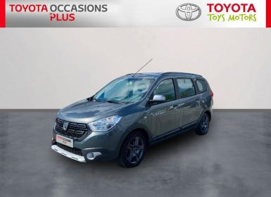 Vente Dacia LODGY 1.5 dCi 110ch Stepway 7 places Occasion