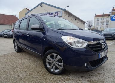 Dacia LODGY 1.5 DCI 90CH BLACK LINE 7 PLACES Occasion